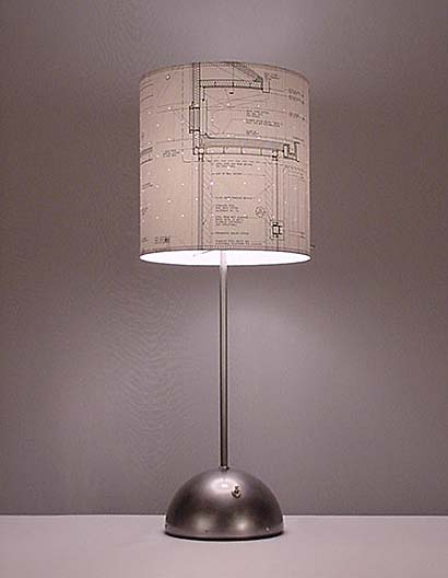 Lewis and Clark LUNAR Table Lamps